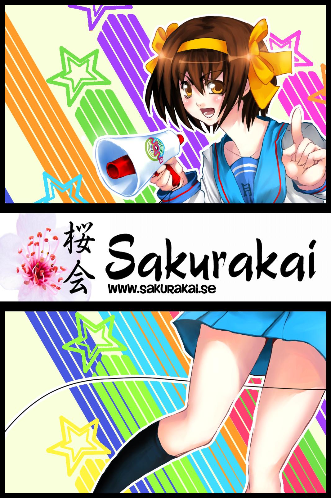 Sakurakai Poster